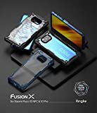 Ringke Fusion-X Compatible with Poco X3 NFC