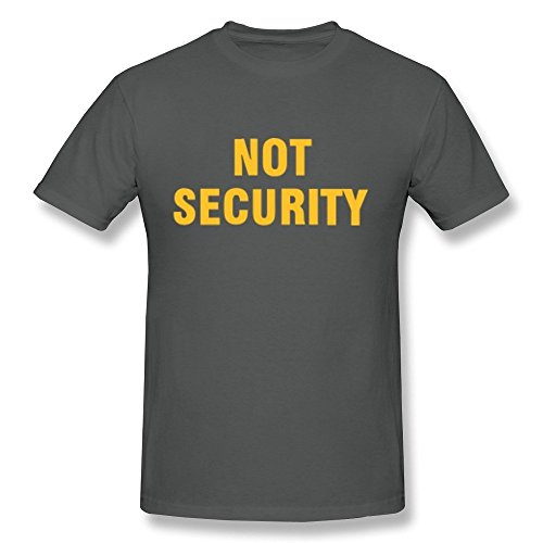 HD-Print Geek Security T Shirt For Man DeepHeather Size XXL (Ps3 Tow Truck Games)