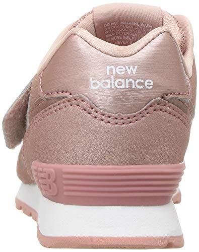 Bambino Balance 574 New In Ginnica Strappo Gold Infant Ragazzo Chiusura Sintetico Blu Scarpa Tessuto Con A SqnH4O