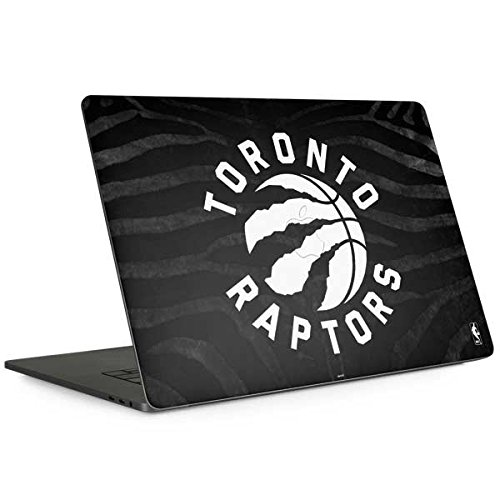 Skinit NBA Toronto Raptors MacBook Pro 13-inch with Touch Bar (2016-18) Skin - Toronto Raptors Animal Print Design - Ultra Thin, Lightweight Vinyl Decal Protection