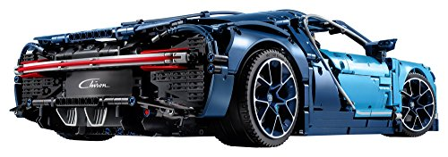 41egCfYm0TL - LEGO Technic Bugatti Chiron 42083 Race Car Building Kit and Engineering Toy, Adult Collectible Sports Car with Scale Model Engine (3599 Piece)