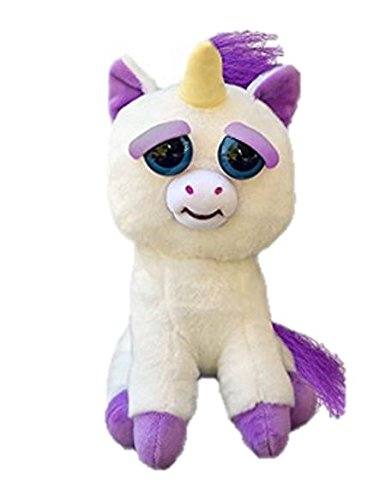 Feisty Pets Glenda Glitterpoop the Unicorn that Turns Feisty with a Squeeze 4