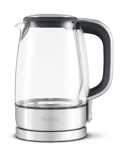 - Breville USA BKE595XL The Crystal Clear Electric Kettle