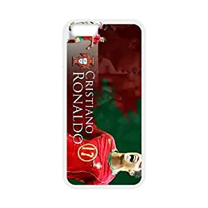 Unique Design Cases Ycapm iPhone 6 4.7 Inch Cell Phone Case Cristiano Ronaldo Printed Cover Protector