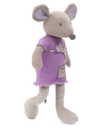Ragtales Lilly the grau Mouse by Ragtales