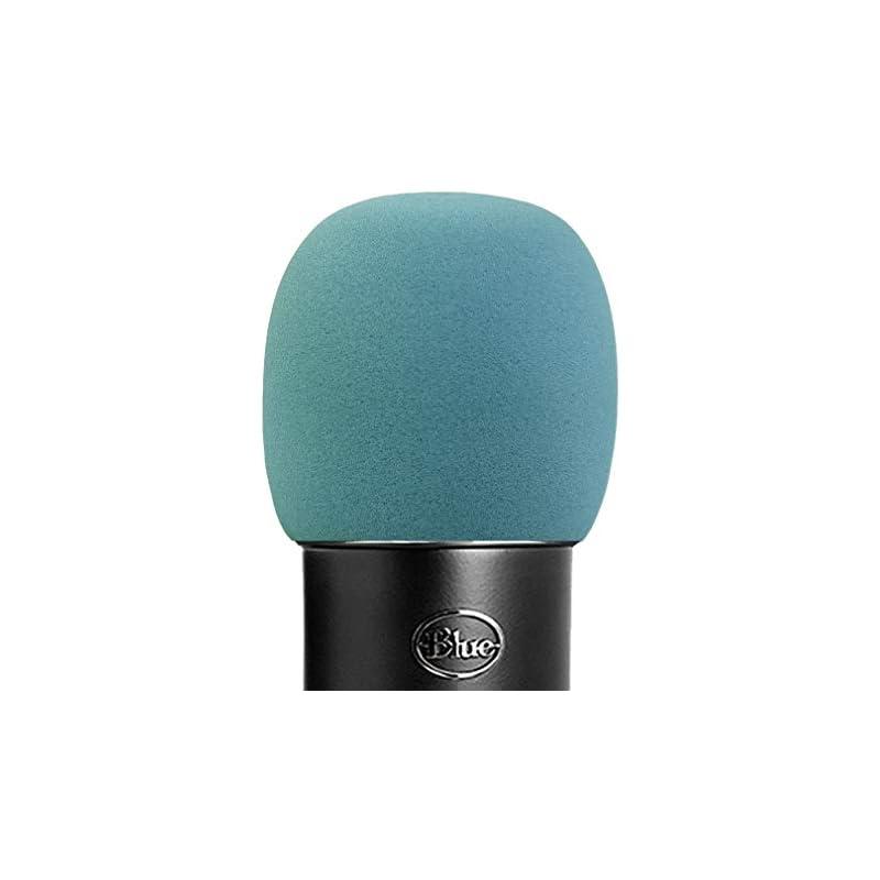Aedor Foam Microphone Windscreen for Blu