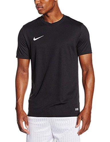 Vi T Nike Nero black shirt Park white Uomo SPSwqBH