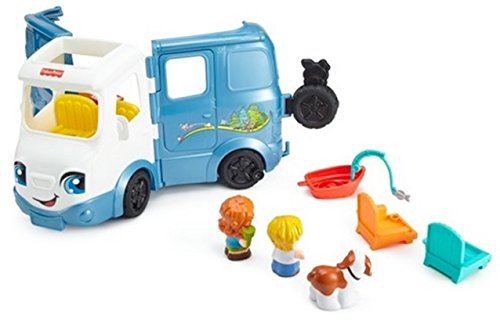 Fisher-Price Little People Songs & Sounds Camper