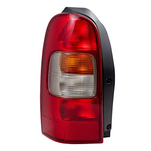 Drivers Taillight Tail Lamp Replacement for Chevrolet Oldsmobile Pontiac Van -