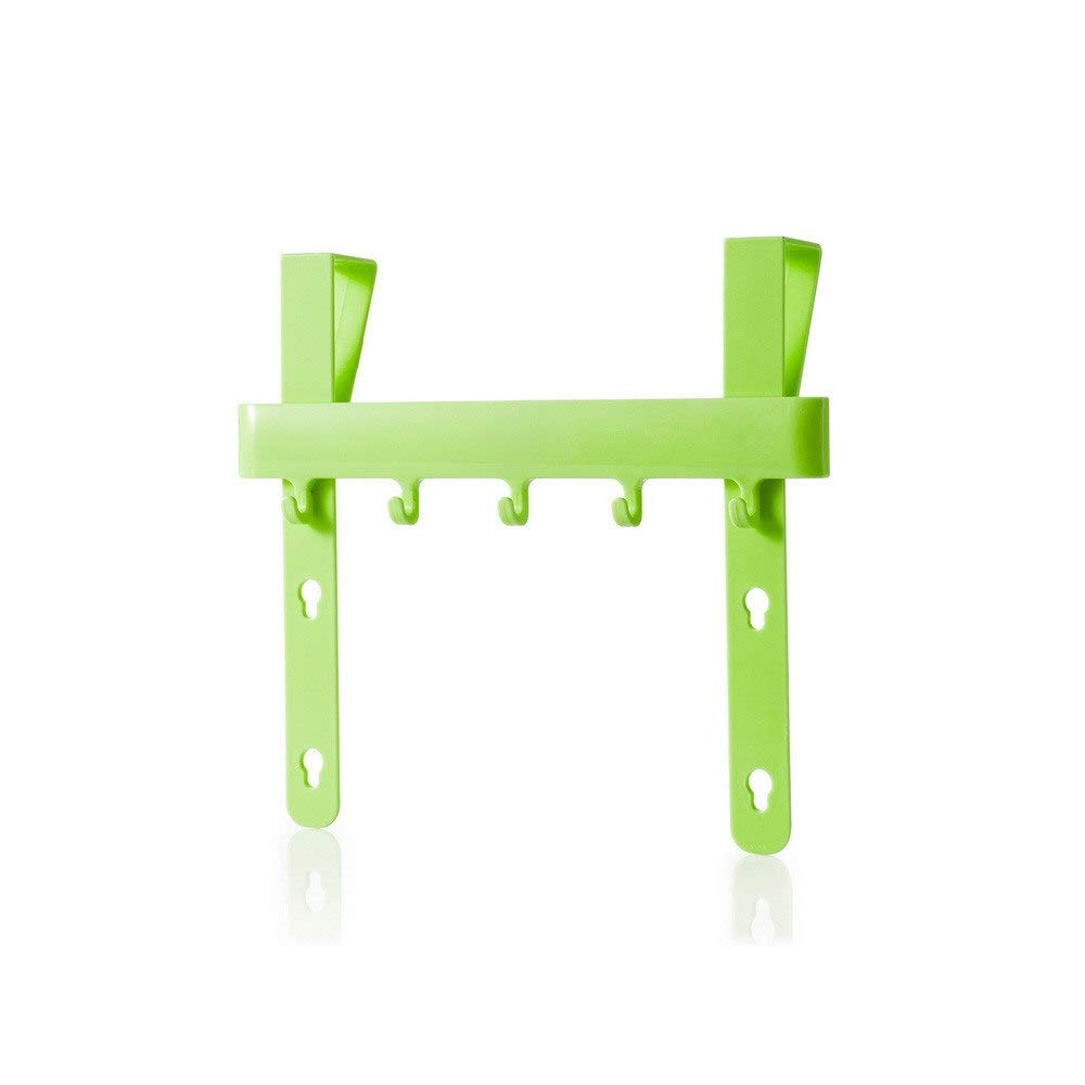 Hanging Kitchen Cupboard - Hanging Cupboard Door Over The Cabinet Back Style Stand Trash Garbage Bags Storage Rack Green Blue - Bike Extender Lids Material Wrap Liner Accessories Extra Anchor