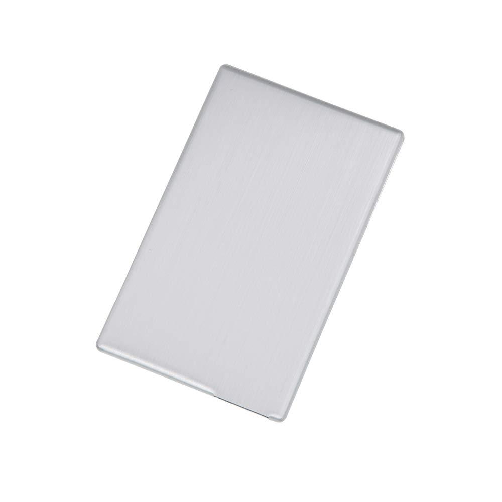 Uflatek 16 GB Memoria USB 2.0, Tarjeta de Crédito Banco ...