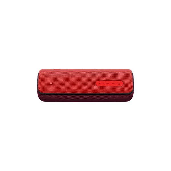 Sony SRS-XB31 Enceinte portable sans fil Bluetooth Waterproof avec effets lumière - Rouge 5