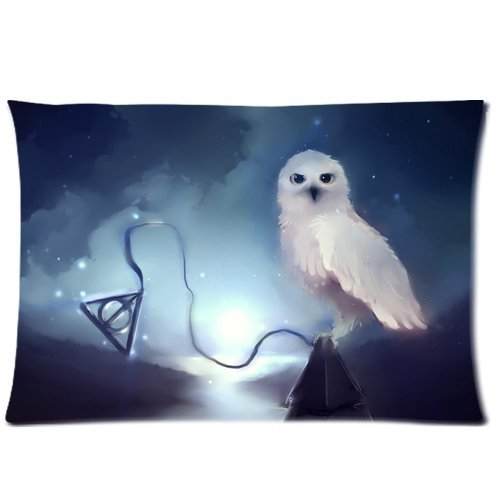 Free Harry Potter Custom Zippered Pillow Cases 20x26