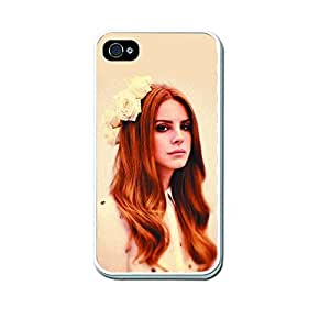 Personalized Pop Star Lana Del Rey Case for Iphone 5/5s