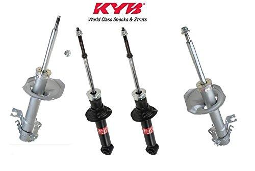 KYB KIT 4 FRONT & REAR shocks / struts 2004 - 07 TOYOTA Highlander (FWD) (Kyb Toyota Model)