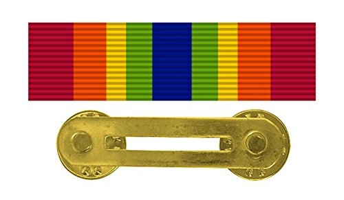 Official Ribbons for Medals - Army Service Ribbon & Ribbon Holder Bar