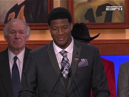 Heisman Speech - Jameis Winston