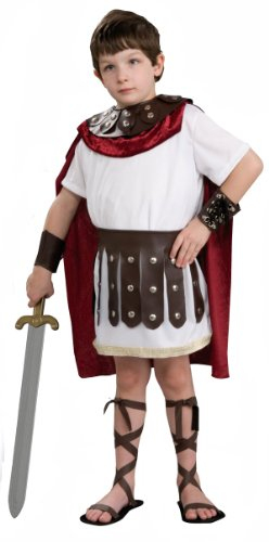 [Forum Novelties Gladiator Child Costume, Medium] (Greek Stage Costumes)