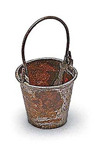 Miniature Fairy Garden Bucket Rustic product image
