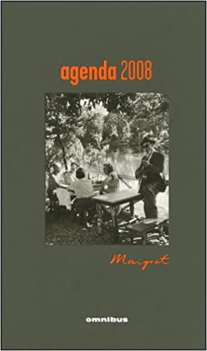 Agenda Maigret 2008: 9782258075535: Amazon.com: Books
