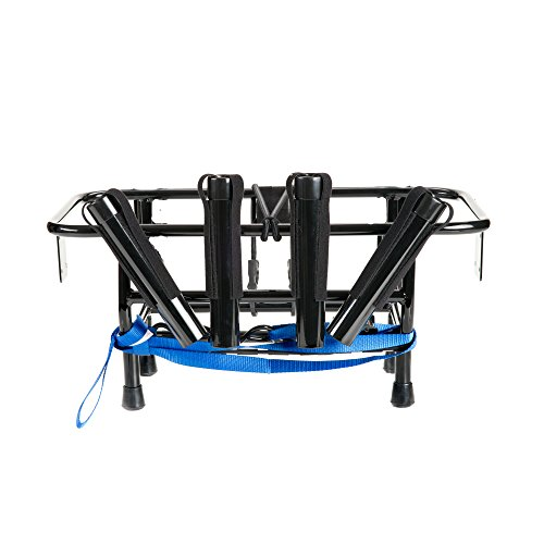 Combo Note Holder - Jetski Fishing Rack with 4 Rod Holders
