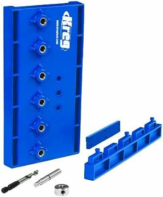 Kreg Tool Company KMA3220 5mm Shelf Pin Jig: Amazon com