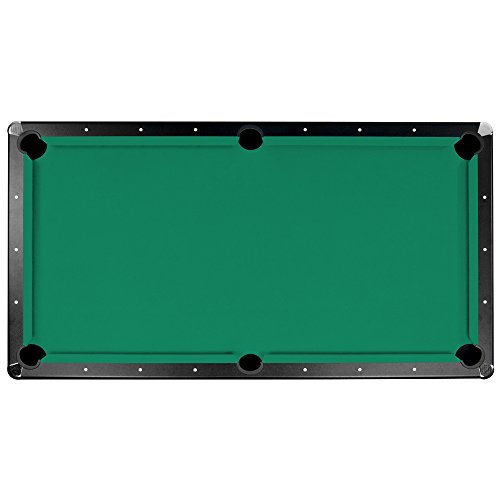 (Championship Saturn II Billiards Cloth Pool Table Felt , Green, 8-Feet)
