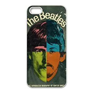 Make Your Own Photos Cover Case for Iphone 5,5S Phone Case - The Beatles HX-MI-1614529