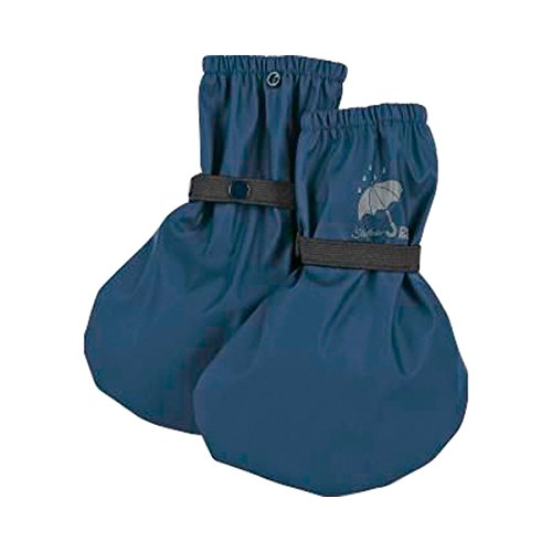 Sterntaler Unisex Baby Regen-Überschuh Krabbel-& Hausschuhe, Blau (Marine), Unisize