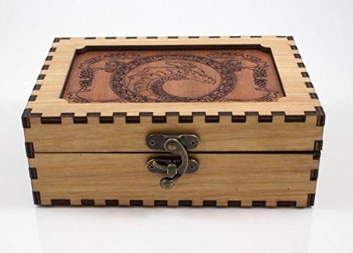 C4Labs Explorer's Pack RPG Game Box ~ Dragon Design by C4Labs