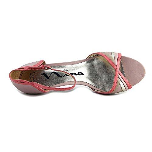 US Escarpins Nina Femme Pink Frauen Ballet pour A1qav0