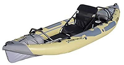 StraitEdge Angler PRO Inflatable Kayak