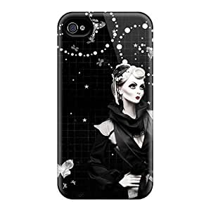 (FKA1350cCLS)durable Protection Case Cover For iphone 6(butterfly Fashion)