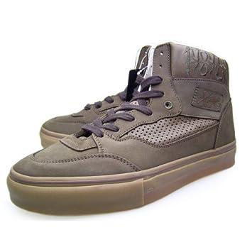 Chaussures Vans Caballero Café Lx Noir GommeSchuhgrösse 42 Skate OPZiukTX
