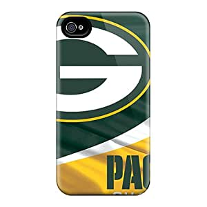 High Quality Mobile Cases For Iphone 6plus With Customized Fashion Green Bay Packers Skin KerryParsons