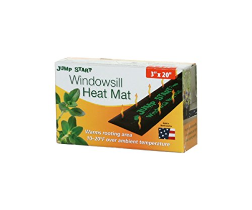 Jump Start MT10004 3x20 Inch Seedling Heat Mat