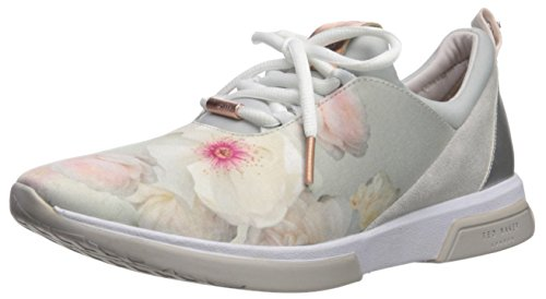 Ted Baker Women's Cepap Sneaker, Grey Chelsea, 7 M US