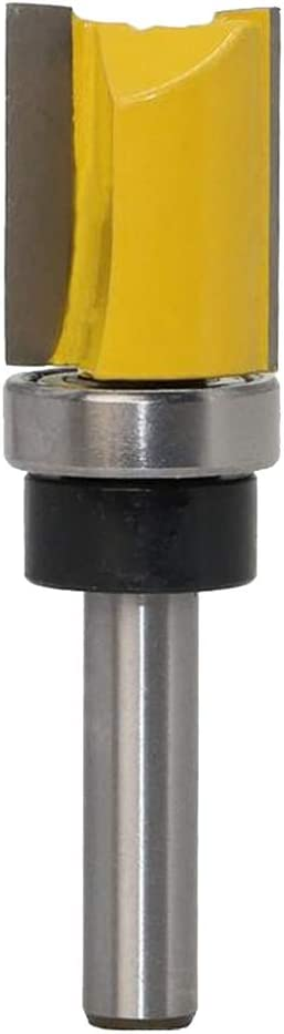 Baoblaze B/ündigfr/äser mit Schaft 8 mm 3# Professional Zubeh/ör Holz Fr/äser Router Bit Oberfr/äser
