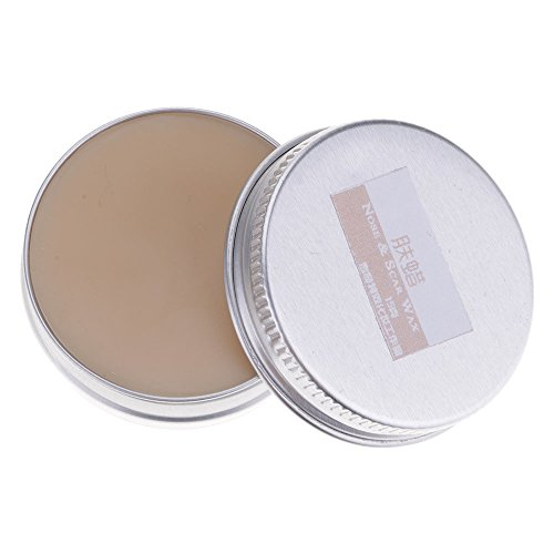 VANKER Professional Makeup Wax Halloween Fake Scar Wound Skin Wax Body Face Painting Makeup (Light -