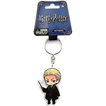 Harry Potter Kawaii Style Draco Acrylic Key Ring Accessory