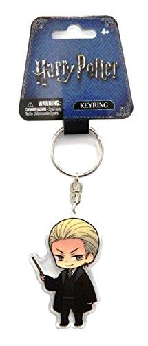 HARRY POTTER Kawaii Style - Draco Acrylic Key Ring Key Accessory