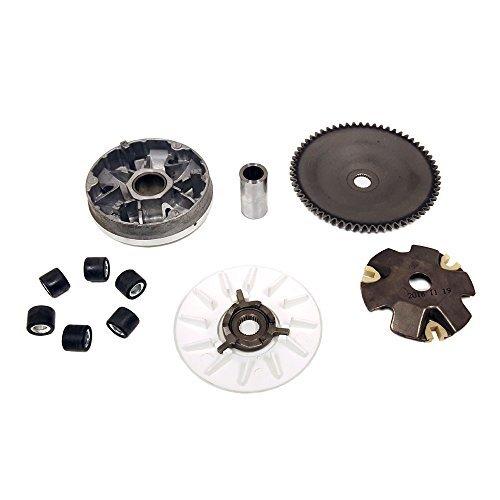 - Variator Drive Wheel Assy (CVT) Complete - 50cc 4 Stroke QMB139