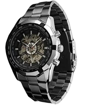 f2c96322416 Buy Addic Analogue Black Dial Men s   Boy s Watch - Winnermw12R Online at  Low Prices in India - Amazon.in