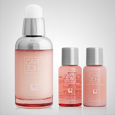 Isa Knox Care Zone A-Cure Clarifying Essence Set