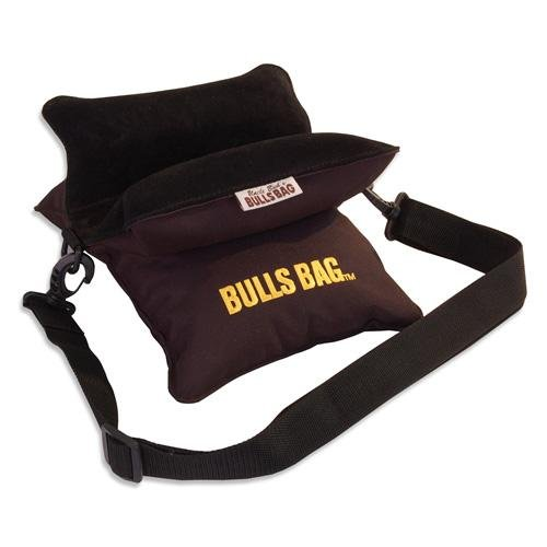 Bulls Bags Field Polyester/Suede Bag with Carry Strap, 10