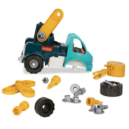 Battat Take-Apart Crane Truck