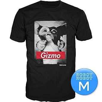 グレムリン ギズモ メンズグラフィック Tシャツ/Gremlins Gizmo Men\u0027s Graphic Tee Mサイズ【並行