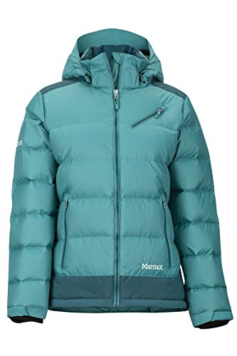 Marmot Children's 76200 Wm's Sling Shot Jacket Patina Green/Deep Teal
