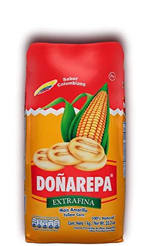 Doñarepa Precooked Yellow Corn Flour - 35.3 oz