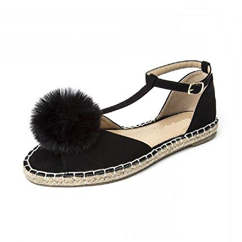 Cissbury - Sandalias de vestir de Material Sintético para mujer negro